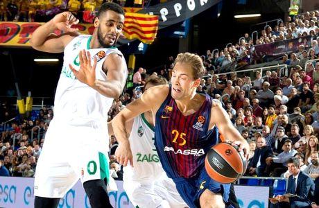 """Ασεβής """"Σάρας"""" μέσα στη Βαρκελώνη, κύριος ο Μπαρτζώκας!"""