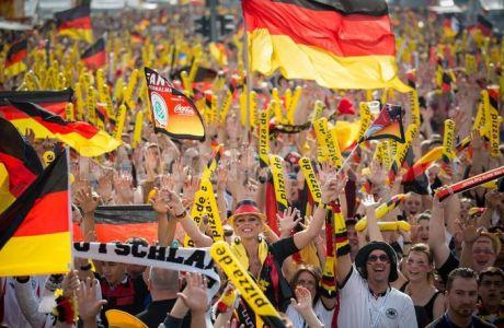 Απαγόρευση πανηγυρισμών για τους οπαδούς στο Βερολίνο τη νύχτα