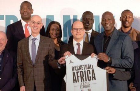 Το ΝΒΑ και η FIBA πήραν την Αφρική στα χέρια τους