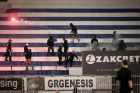 ΦΙΛΙΚΟ / ΑΤΡΟΜΗΤΟΣ - ΠΑΟ (ΦΩΤΟΓΡΑΦΙΑ: ΜΙΧΑΛΗΣ ΚΑΡΑΓΙΑΝΝΗΣ / EUROKINISSI)