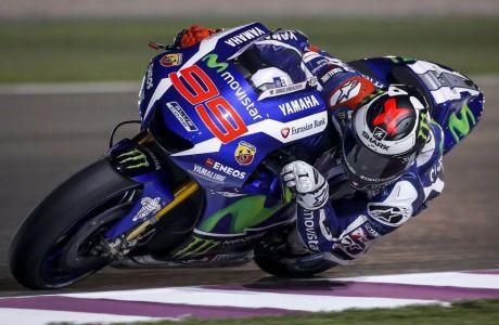 GP Κατάρ: Ρεσιτάλ και νίκη Lorenzo