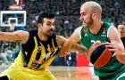 18/04/2017 Panathinaikos Vs Fenerbahce for Turkish Airlines Euroleague Play offs season 2016-17, in OAKA Stadium, in Athens - Greece  Photo by: Andreas Papakonstantinou / Tourette Photography