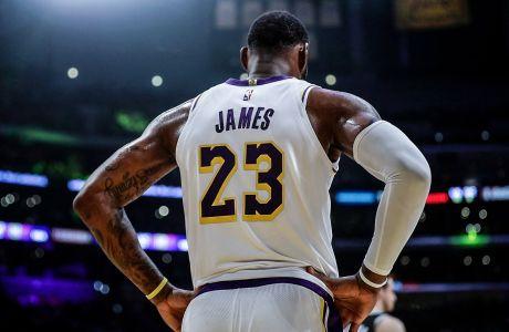 Lakers: Στη La La Land δεν έχουν πια γιορτή
