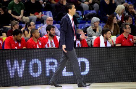 ÅÕÑÙËÉÃÊÁ / ÌÐÁÑÔÓÅËÏÍÁ - ÏÓÖÐ / EUROLEAGUE / BARCELONA - OLYMPIAKOS (Eurokinissi Sports)