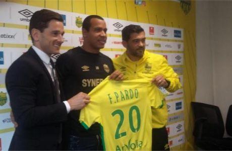 Και επίσημα στη Ναντ ο Πάρντο