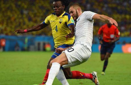 Ισημερινός - Γαλλία 0-0