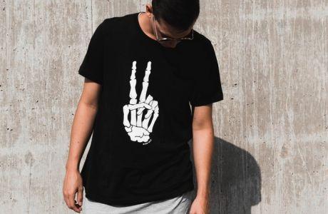Τα T-shirts είναι ο MVP της ανδρικής γκαρνταρόμπας