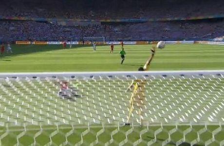 Το Ιράν άγγιξε το γκολ (VIDEO)