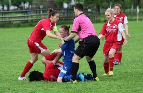 Έδειρε αλύπητα αντίπαλη παίκτρια και τιμωρήθηκε διά βίου!
