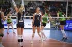 2018 CEV VOLLEYBALL CHALLENGE CUP / WOMEN / ÔÅËÉÊÏÓ / ÌÐÏÕÑÓÁ - ÏÓÖÐ (ÖÙÔÏÃÑÁÖÉÁ: EUROKINISSI)
