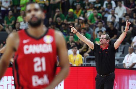 Ο Νικ Νερς έχει μια δεξαμενή 21 παικτών προκειμένου να συνθέση την αποστολή για το προολυμπιακό τουρνουά του Καναδά