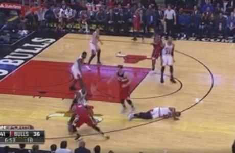 Βρε Wade... ντροπή...