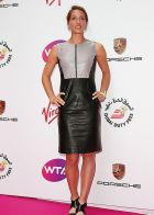 LONDON, ENGLAND - JUNE 19: Andrea Petkovic attends the WTA Pre-Wimbledon party at Kensington Roof Gardens on June 19, 2014 in London, England.  (Photo by Danny Martindale/WireImage)