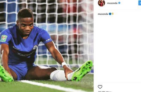 Ξέσπασμα κατά Κόντε μέσω Instagram από... παίκτη του!