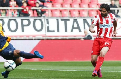 Ολυμπιακός - Αστέρας Τρίπολης 2-0