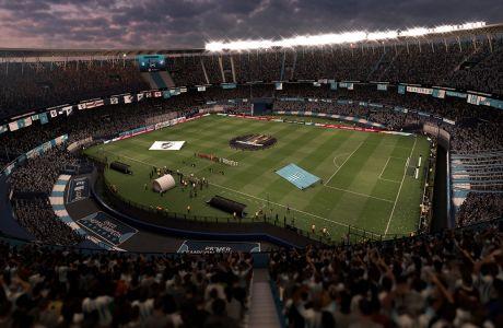 Όλα τα intro και τα κορυφαία soundtracks του FIFA