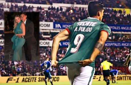 Ο Πουλίδο έβαλε γκολ στην αγάπη και μετά έσωσε την Τσίβας!