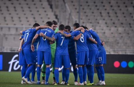 UEFA NATIONS LEAGUE / ΕΛΛΑΔΑ - ΕΣΘΟΝΙΑ (ΦΩΤΟΓΡΑΦΙΑ: ΑΝΤΩΝΗΣ ΝΙΚΟΛΟΠΟΥΛΟΣ / EUROKINISSI)