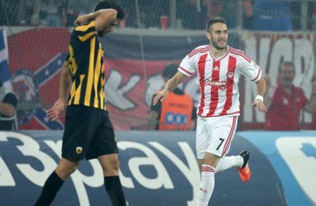 Ολυμπιακός - ΑΕΚ 4-0 (VIDEOS)