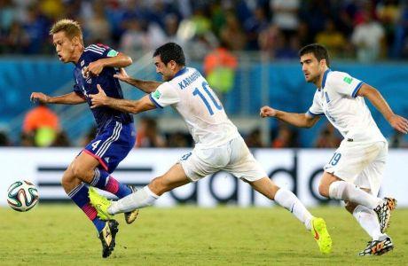 AS: Αν θες να δεις γκολ, μη δεις Ελλάδα