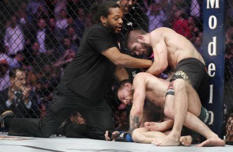 Ο Nurmagomedov έδειρε τον McGregor και όλους τους φίλους του