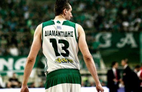 """ΥΨΙΣΤΗ ΤΙΜΗ: Αποσύρεται το """"13"""" του Διαμαντίδη!"""