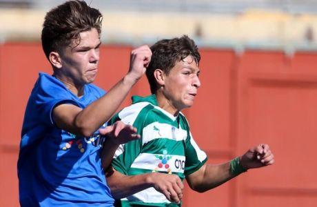 Ιταλικό ενδιαφέρον για τον 14χρονο Ρονάλντο του Ατρόμητου