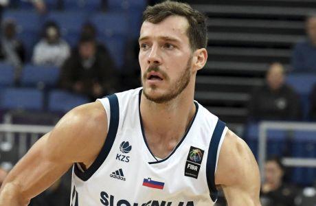 Το... σερβικό αποτύπωμα στην πρωταθλήτρια Ευρώπης Σλοβενία