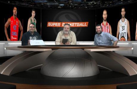 Η εκπομπή Super BASKETBALL (16/1)