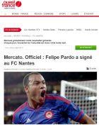 """Οι Γάλλοι """"ανακοίνωσαν"""" τον Πάρντο στην Ναντ!"""