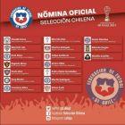Η εθνική Χιλής αποκάλυψε την επόμενη ομάδα του Σάντσες
