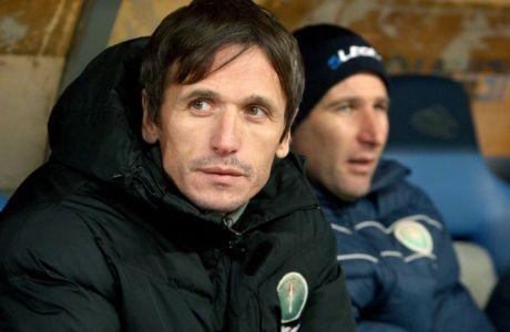 """Στοϊνόβιτς: """"Το γήπεδο ευνοούσε τους κοντούς"""""""