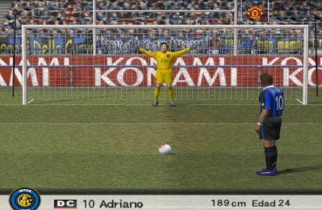 Ήταν 'στημένη' η Ίντερ στο Pro Evolution Soccer 6;