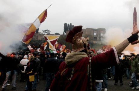 Μπροστά στο Ρόμα-Λάτσιο, τα ελληνικά ντέρμπι είναι 'εκκλησία'