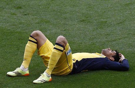 Πιθανότατα χάνει τον τελικό του Champions League o Ντιέγκο Κόστα