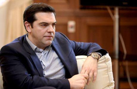"""Τσίπρας: """"Δώσαμε μάχη κατά της διαφθοράς στο ποδόσφαιρο"""""""