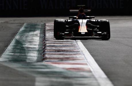 GP Μεξικό (FP3): Ταχύτερος ο Verstappen