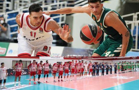 Ολυμπιακός-Παναθηναϊκός: Ποιος θα κερδίσει τα 2 ντέρμπι; Ενισχυμένες αποδόσεις στη Stoiximan!