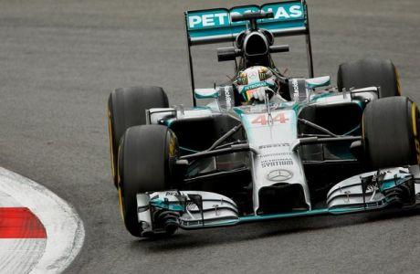 GP Αυστρίας (δοκιμαστικά): Η σειρά του Hamilton, κυρίαρχη η Mercedes