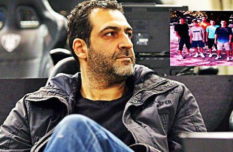Η ιστορική μπασκετική PHOTO που... ξέθαψε ο Γιαννούλης!