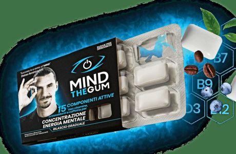 O Zλάταν Ιμπραχίμοβιτς επένδυσε σε τσίχλα που βοηθάει το μυαλό να λειτουργεί καλύτερα.