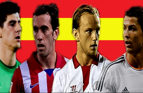 Χωρίς Μέσι η καλύτερη 11άδα του ισπανικού πρωταθλήματος