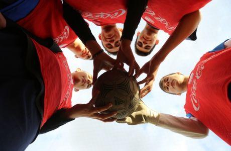 Πάθος στη Βόρεια Ελλάδα για το Coca-Cola Cup