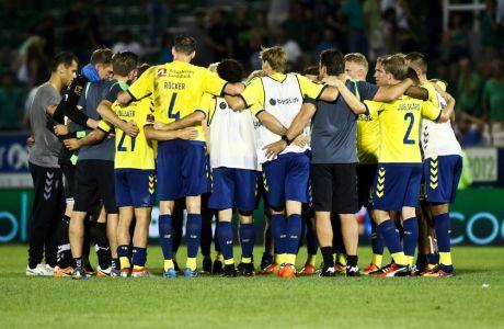 Τιμωρία στην Μπρόντμπι από την UEFA