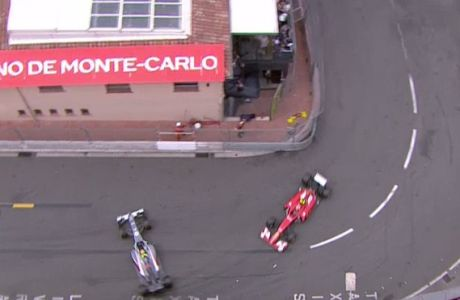 GP Μονακό: Οι οκτώ εγκαταλείψεις (VIDEOS+PHOTOS)