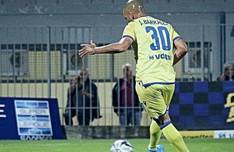 Ο Χερόνιμο Μπαράλες έχει πετύχει 27 γκολ του με τον Αστέρα Τρίπολης στη Super League