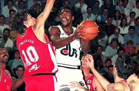 Ο ένας εκ των Τζόρνταν του ελληνικού μπάσκετ έπαιξε σε Απόλλωνα Πατρών και Δάφνη