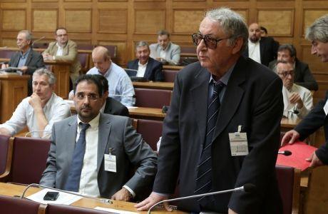 H AEK στη Βουλή