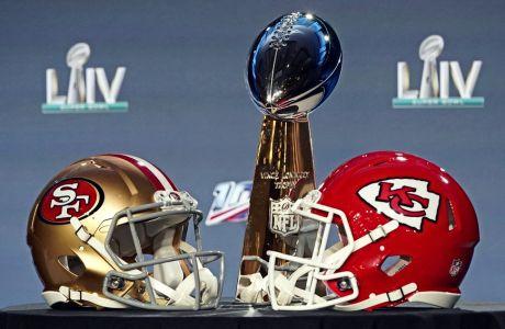 Η μεγάλη μάχη των 49ers και των Chiefs διεξάγεται στο Μαϊάμι