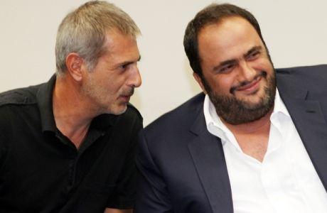 """Μαρινάκης: """"Να ξαναζήσω τον Πειραιά των παιδικών μου χρόνων"""""""